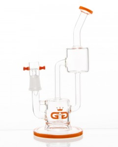 Bongo GRACE GLASS Double Chamber 25 cm